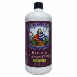 Neptune's Harvest Rose & Flower