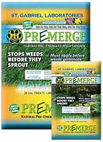 Premerge Natural Weed Control